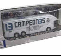 Replica autobus Real Madrid