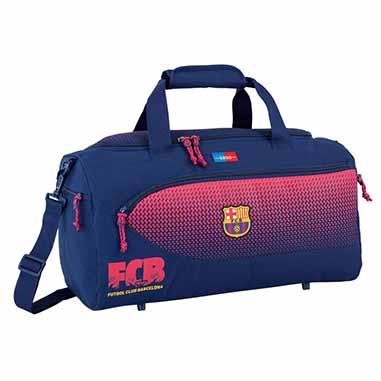 Bolsa azul Fc Barcelona