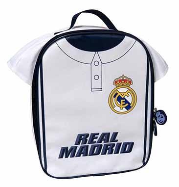 Porta meriendas Real Madrid