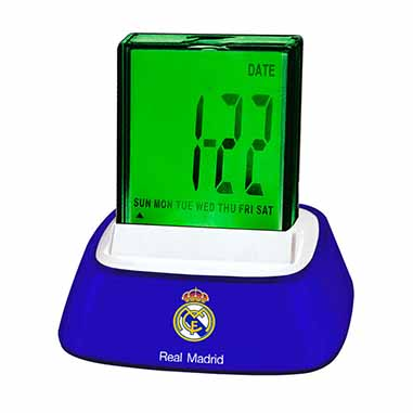 Despertador juvenil Real Madrid