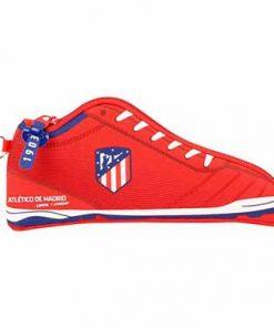 Estuche porta todo escolar Atletico Madrid