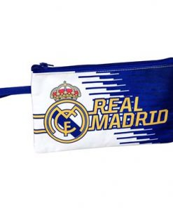Estuche escolar Real Madrid