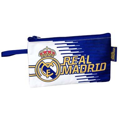 Estuche escolar Real Madrid
