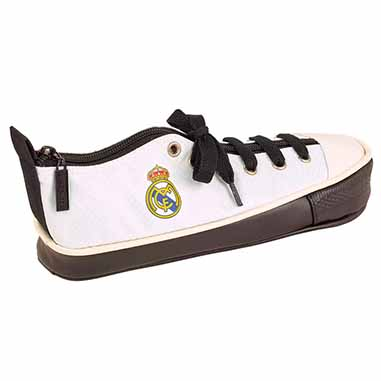 Portatodo zapatilla Real Madrid