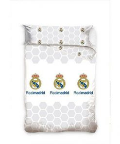 Funda cama Real Madrid