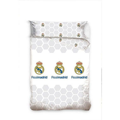 Funda cama Real Madrid