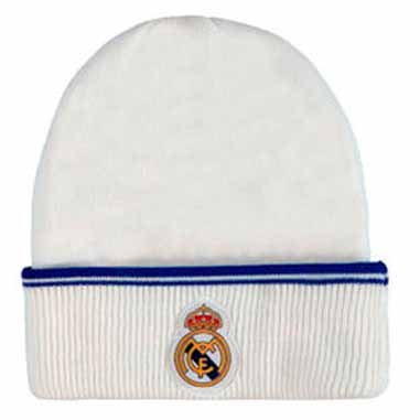Gorro punto Real Madrid