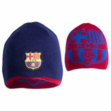 Gorro juvenil FC Barcelona