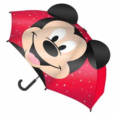 Paraguas manual Mickey