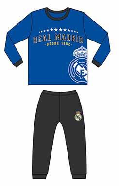 Pijama invierno Real Madrid