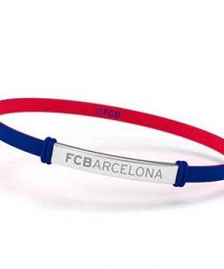 Pulsera silicona Fc Barcelona