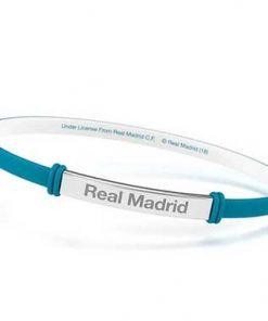 Pulsera turquesa Real Madrid