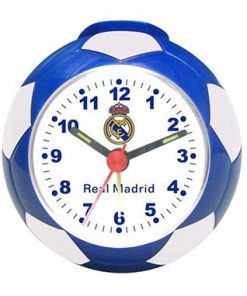 Radio despertador balon Real Madrid