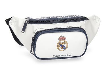 Bolso riñonera Real Madrid