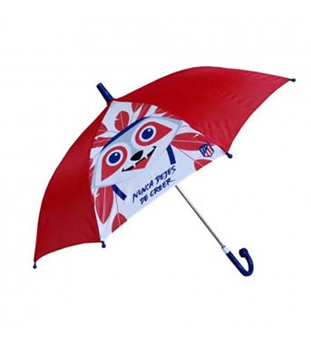 Paraguas infantil Atlético de Madrid