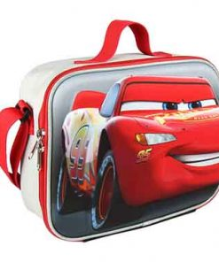 Portameriendas escolar Cars
