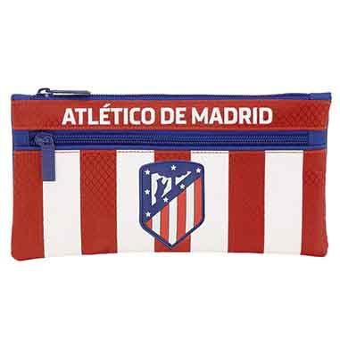 Estuche escolar Atletico Madrid