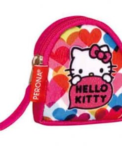 Monedero infantil rosa Hello Kitty