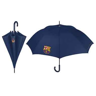 Paraguas automatico grande Fc Barcelona