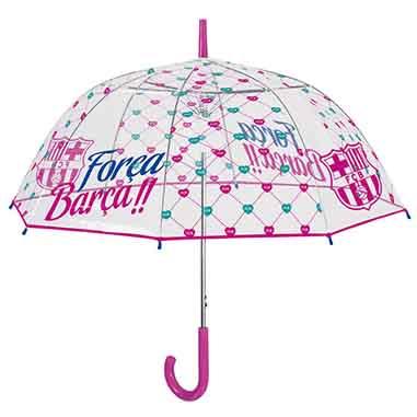 Paraguas burbuja Fc Barcelona