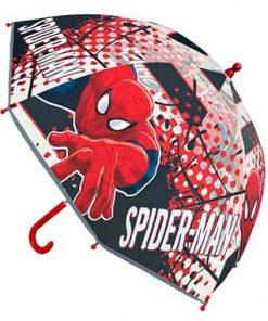 Paraguas burbuja Spiderman