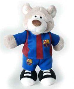 Oso peluche Fc Barcelona