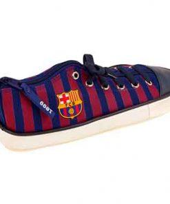 Estuche zapatilla Barça