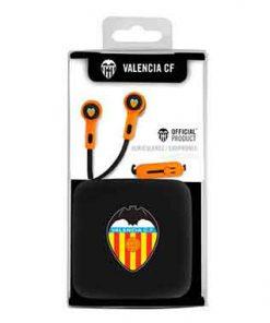 Auriculares con caja Valencia CF