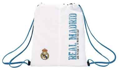 Bolsa cordones Real Madrid