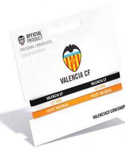 Pulsera silicona Valencia CF