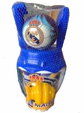 Conjunto playa Real Madrid