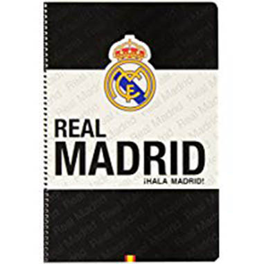 Libreta Real Madrid