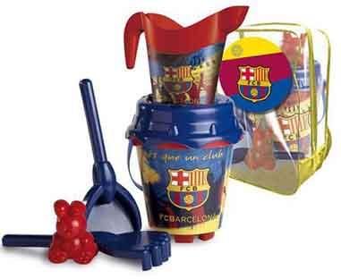 Cubo y accesorios Fc Barcelona