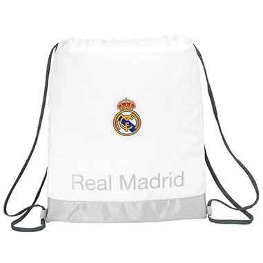Mochila blanca Real Madrid