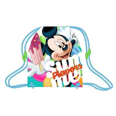 Mochila cordones Mickey