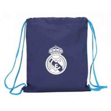 Mochila cuerdas Real Madrid