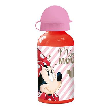 Botella roja liquidos minnie