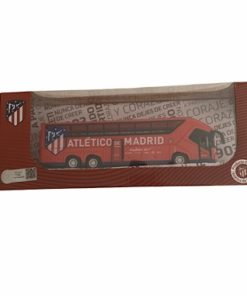 Autobus decoración Atletico Madrid
